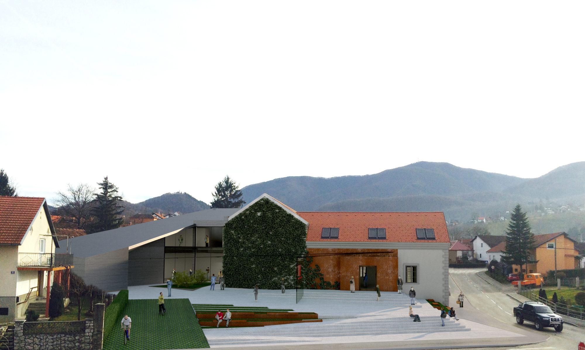 Muzej planinarstva Ivanec